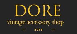 vintage accessory shop dore